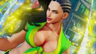 VideoImage3 Street Fighter V