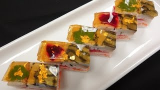 Stained-Glass Sushi – How To Make Sushi Series