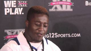 "KU linebacker Steven Johnson explains the team's 2011 goal of ""Going to Mass Street"""