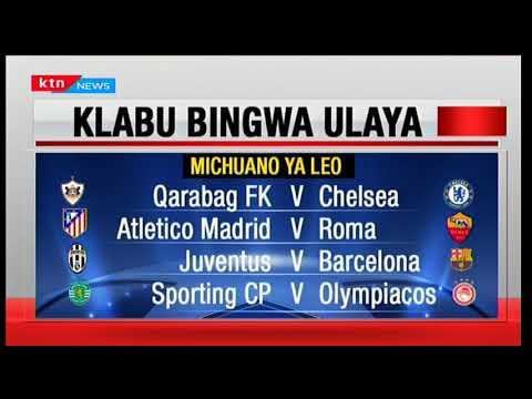 Timu ya Basel kuzarangazana na Manchester United katika michuano ya klabu bingwa ya ulaya