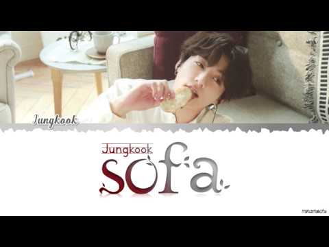 JK (정국) - SOFA (소파) (Cover) Lyrics [Han_Rom_Eng]