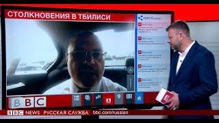 Депутат, из-за которого начались протесты в Грузии: «Я готов с табуретки вести» | ТВ Новости