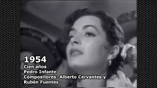Biggest Music Hits In Mexico By Year 1944-2017