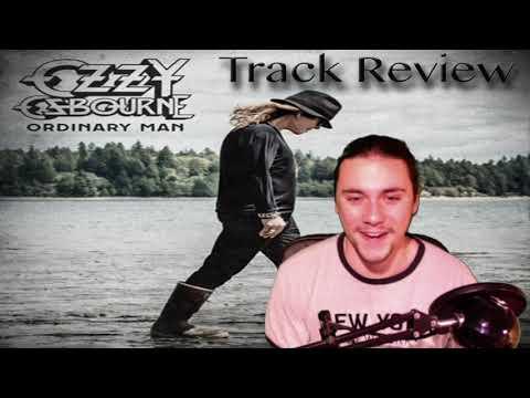 Ordinary Man by Ozzy Osbourne Ft. Elton John - TRACK REVIEW