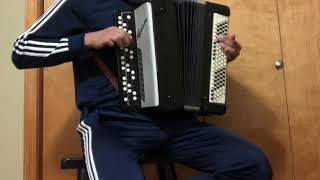 Partisan's Song - Red Army Choir - Accordion