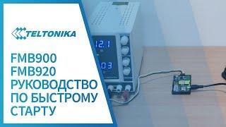 Универсальный GPS/Glonass трекер Teltonika FMB920 от компании hozyain. com. ua - видео 1