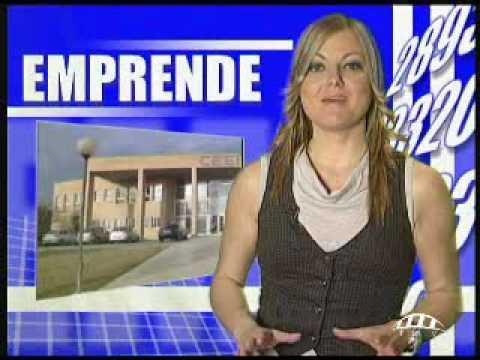 Entrevista al Director del CEEI Valencia para el programa EMPRENDER de la Televisión Municipal de Valencia