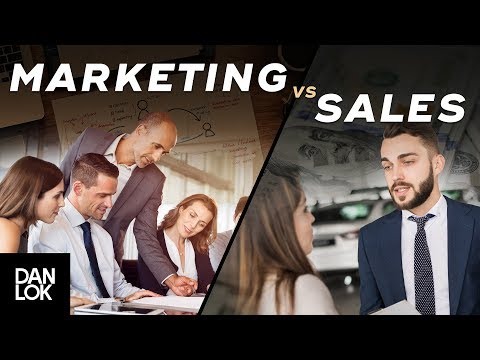 mp4 Sales Vs Marketing Strategy, download Sales Vs Marketing Strategy video klip Sales Vs Marketing Strategy