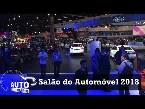 Salão do Automóvel é destaque do Auto Diário
