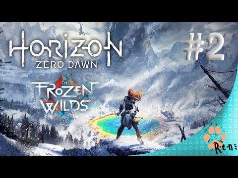 Horizon zero Dawn frozen Wilds CZ stream