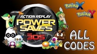 action replay 3ds pokemon x and y - मुफ्त ऑनलाइन