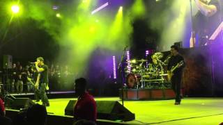 GodSmack covers AC-DC Highway to Hell San Diego California November 12 2015