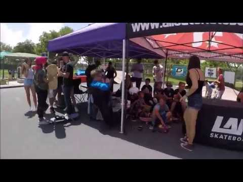 Coral Springs - All Out Skate/LS Summer Contest Recap