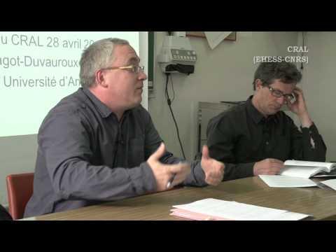 Vidéo de Dominique Sagot-Duvauroux