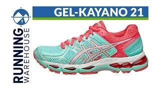ASICS Gel Kayano 21 for women
