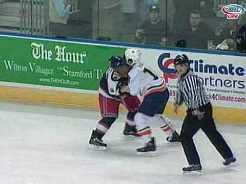 Micheal Haley vs. Vladimir Denisov