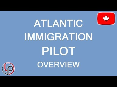 Atlantic Immigrant Pilot Program (AIPP) overview. LP Group