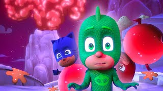 Splat Monster Splatcano | 24/7 Full Episodes | PJ Masks Official
