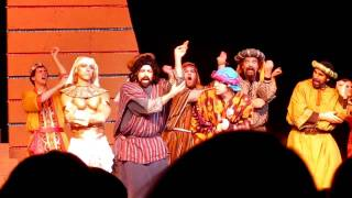 """Benjamin Calypso""  Joseph and the Amazing Technicolor Dreamcoat"