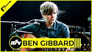Death Cab For Cutie - Everything's a Ceiling | Live @ JBTV