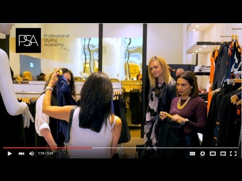 Personal Fashion Stylist Certification Courses - YouTube