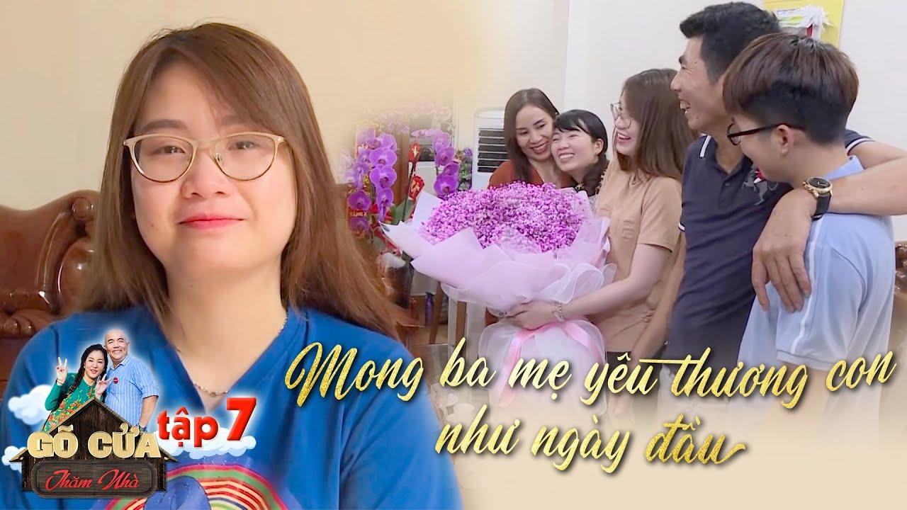 Gõ cửa thăm nhà | Tập 7: Thanh Trần hối hận làm ba má chồng chạnh lòng, sợ không còn được yêu thương
