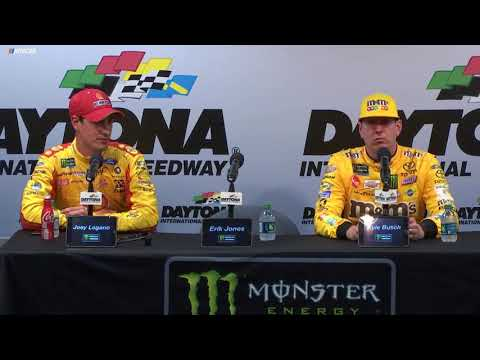 Logano: 'I thought the Ford would come with me'