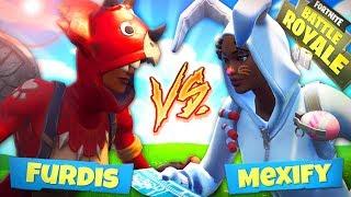 MEXIFY vs FURDIS! 🔥| Fortnite Battle Royale