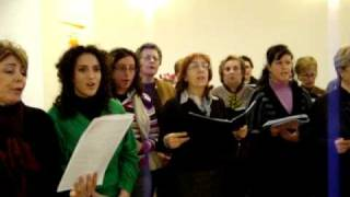 "MERRY CHRISTMAS SONG - Italian Lyrical Choir TRIPUDIUM ""Tu scendi dalle Stelle"""