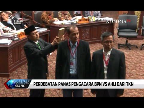 Sidang ke-5 MK, Ahli dari Jokowi Adu Argumen dengan Kuasa Hukum Prabowo