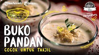 Resep Takjil Buka Puasa Buko Pandan, Dessert asal Filipina yang Populer di Sumatera