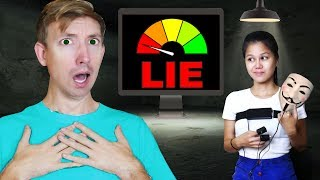 IS VY QWAINT THE HACKER? (Lie Detector Test & New Evidence of Spy Gadgets) | Kholo.pk
