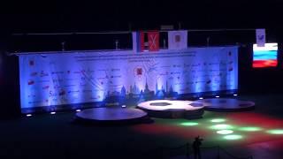 Гимн. Награждение в СКК (22.11.18) ФФСПб