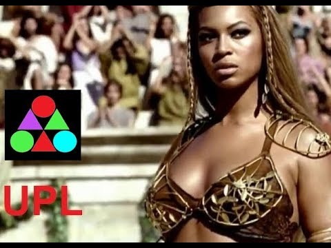 We will rock you Queen lyrics Subtitles UPL [HD] Britney Spears, Beyonce & Pink