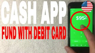 ✅  How To Transfer Money From Your Bank Debit Card To Cash App 🔴