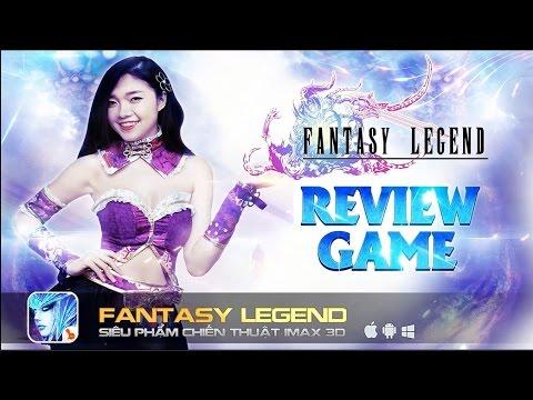 Cận cảnh game Fantasy Legend bản Việt hóa