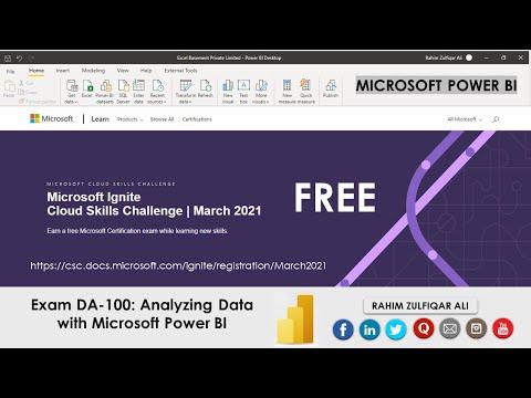 Earn a FREE Microsoft Certification Exam | Microsoft's Cloud Skills ...