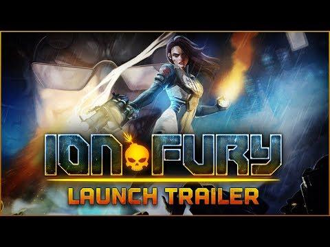 Trailer de Ion Fury