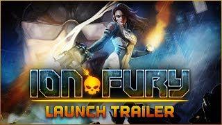 videó Ion Fury
