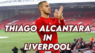 Thiago Alcantara Agreed His Terms With Liverpool - Liverpool Transfer News