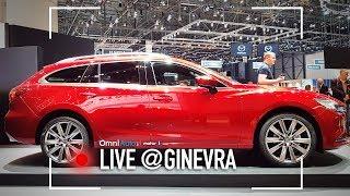 Mazda le novità in anteprima   Salone di Ginevra 2018