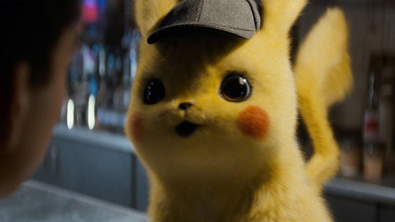 Trailer för Pokémon Detective Pikachu