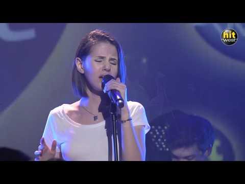 MARINA KAYE - Backstage Live (Hit West - Ergué-Gabéric 2016)