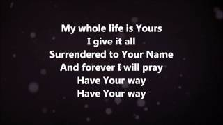 Arms Wide Open - Hillsong United w/ Lyrics