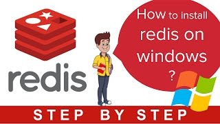 Redis Beginner Tutorial 3 - How to install REDIS on windows (step-by-step)
