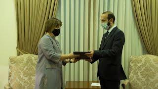 ՀՀ ԱԳ նախարար Արարատ Միրզոյանն ընդունել է ՄԱԿ-ի գործակալությունների հայաստանյան ներկայացուցիչներին