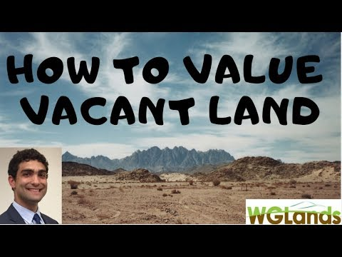 , title : 'How To Value Vacant Land To Avoid Buying Mistakes!