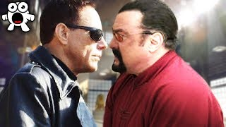 Van Damme vs Steven Seagal - Hollywood Tough Guy Clashes Explained