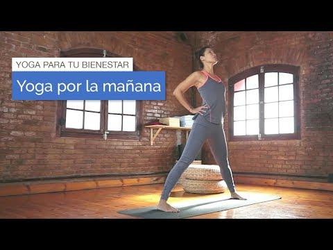 Una Sesión De 15 Minutos De Yoga Al Despertar