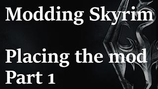 Skyrim Mod Creation - Part 1 - A new bandit camp